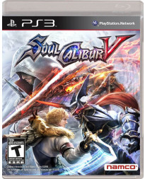 SOULCALIBUR V DLC EXCLUSIVE