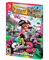SPLATOON 2 STARTER PACK