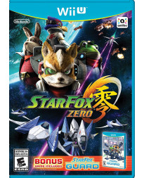STAR FOX ZERO AND STAR FOX GUARD