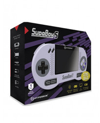 SUPABOY S PORTABLE POCKET SNES CONSOLE