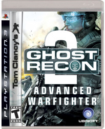 TOM CLANCYS GHOST RECON ADVANCED WARFIGHTER 2