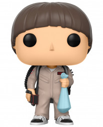 FIGURA POP STRANGER THINGS GHOSTBUSTER WILL