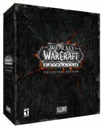 WORLD OF WARCRAFT CATACLYSM COLLECTORS