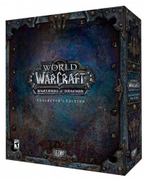 WOW WARLORDS OF DRAENOR COLLECTORS EDITION