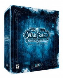 WORLD OF WARCRAFT: WRATH OF THE LICH KING COLLECTORS EDITION