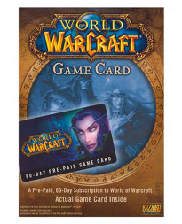 WORLD OF WARCRAFT 60 DAY CARD