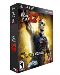 WWE 12 THE PEOPLES EDITION
