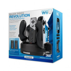 QUAD DOCK REVOLUTION BLACK