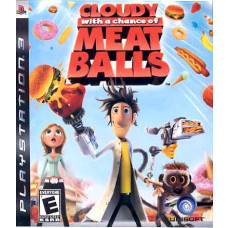 CLOUDY W/ C. OF MEATBALLS