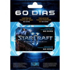 STARCRAFT II 60 DAYS PRE PAID CARD