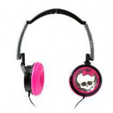 AUDIFONOS MONSTER HIGH CRANEO