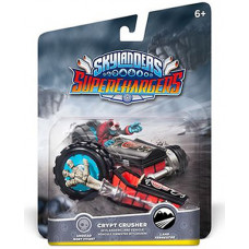 SKYLANDERS SUPERCHARGERS VEHICULO CRYPT CRUSHER
