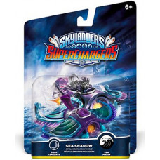 SKYLANDERS SUPERCHARGERS VEHICULO SEA SHADOW