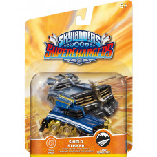 SKYLANDERS SUPERCHARGERS VEHICULO SHIELD STRIKER