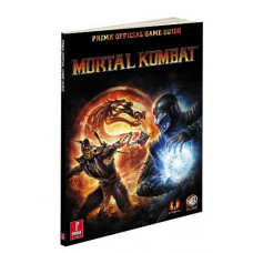 MORTAL KOMBAT OFFICIAL GAME GUIDE