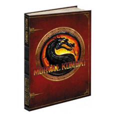 MORTAL KOMBAT OFFICIAL GAME GUIDE KOLLECTORS