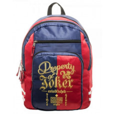 MOCHILA HARLEY QUINN PROPERTY OF JOKER