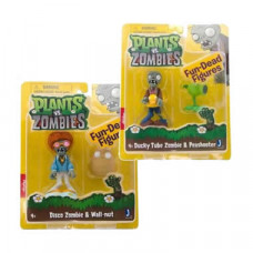 PLANTS VS ZOMBIES FIGURA 3 PULGADAS