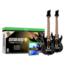 GUITAR HERO LIVE SUPREME PARTY EDITION 2 BUNDLE