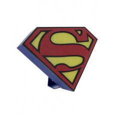 LAMPARA DE CABECERA SUPER MAN LOGO LIGHT