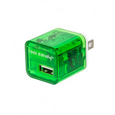 ROCK CANDY WALL CHARGER GREEN