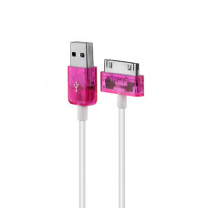 ROCK CANDY 6FT DOCK CONNECTOR PINK