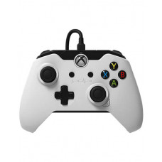 CONTROL XBOX ONE ALAMBRICO BLANCO
