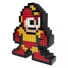 PIXEL PALS CAPCOM RED MEGA MAN