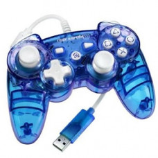 ROCK CANDY WIRED CONTROLLER PS3 BLUE