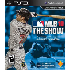 MLB 10 THE SHOW.