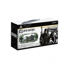 CONSOLA PSP CAMUFLAGE METAL GEAR SOLID PEACE WALKER