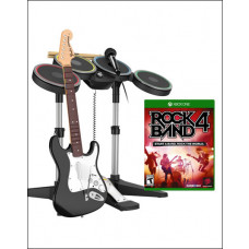 ROCK BAND 4 BAND IN A BOX