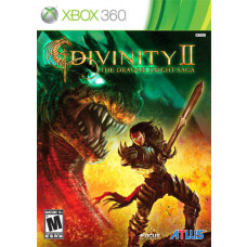 DIVINITY II THE DRAGON KNIGHT