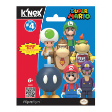 SUPER MARIO MYSTERY FIGURE BAGS SERIES 4