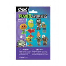 PLANTS VS ZOMBIES MYSTERY FIGURE BAGS SERIES 3