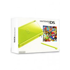 CONSOLA NINTENDO DS VERDE MARIO PARTY