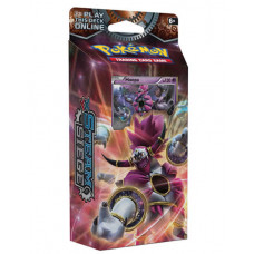 DECK POKEMON TRADING CARD GAME XY STEAM SIEGE HOOPA