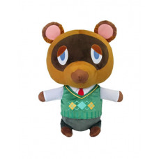 ANIMAL CROSSING PLUSH TOM NOOK 7 INCHES