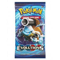 SOBRE POKEMON TRADING CARD GAME XY EVOLUTIONS