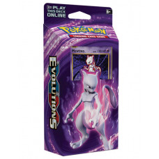 DECK POKEMON TRADING CARD GAME XY EVOLUTIONS MEWTWO