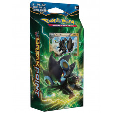 POKEMON TRADING CARD GAME BREAK POINT XY DECK LUXRAY