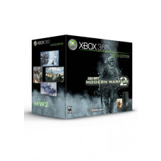 CONSOLA XBOX 360 SUPER ELITE CON CALL OF DUTY MODERN WARFARE 2
