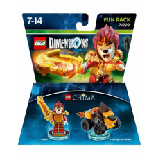 LEGO DIMENSIONS PAQUETE DE DIVERSION CHIMA LAVAL