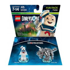 LEGO DIMENSIONS PAQUETE DE DIVERSION CAZAFANTASMAS STAY PUFT