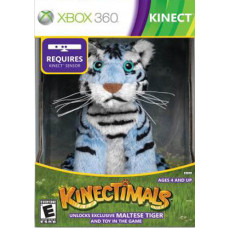 KINECTIMALS LIMITED EDITION TIGRE