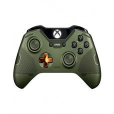 CONTROL XBOX ONE INALAMBRICO EDICION MASTER CHIEF HALO 5