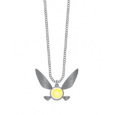 THE LEGEND OF ZELDA MAJORAS MASK NAVI FAIRY NECKLACE