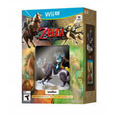 THE LEGEND OF ZELDA THE TWILIGHT PRINCESS HD AMIIBO BUNDLE