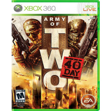 ARMY OF TWO THE 40 TH DAY