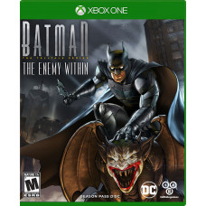 BATMAN THE TELLTALE SERIES 2 THE ENEMY WITHIN